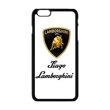 Cool Benz Famous Car Logo Lamborghini Phone Case For Iphone 4 4s