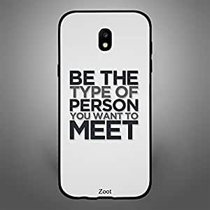 Samsung Galaxy J5 2017 Be the Type of Person you want to Meet