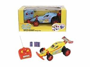 Simba - Coche R/C Buggy Bob Esponja 2 Modelos Sdos