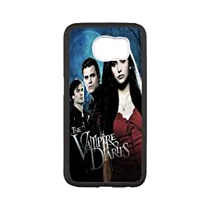 Personalized The Vampire Diaries S6 Cover Case, The Vampire Diaries DIY Phone Case for Samsung Galaxy S6 at Lzzcase