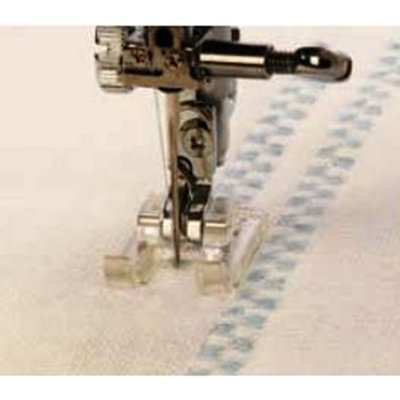 - Janome Open Toe Satin Stitch Foot for 9mm Machines