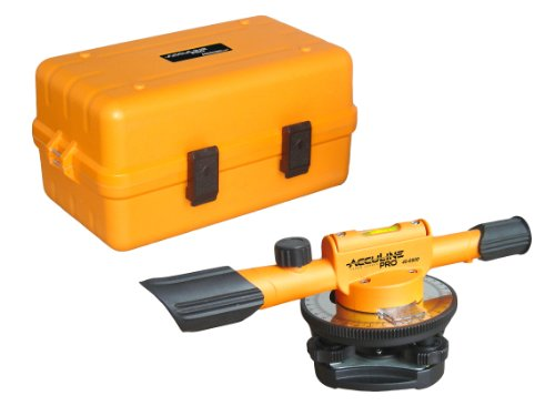 Johnson Level and Tool 40-6900 22X Builder Level with Hard Case