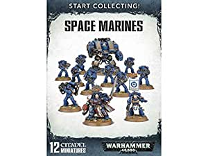 Start Collecting! Space Marines Warhammer 40000 (2017)