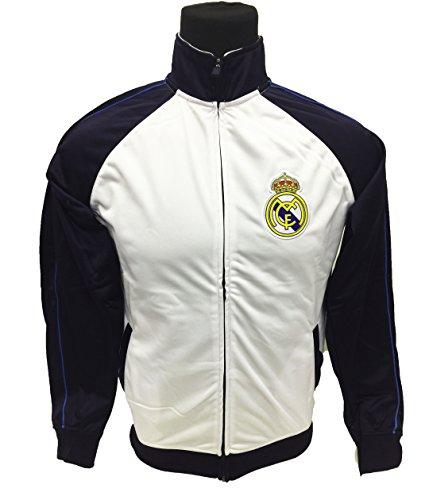 manchester united white jacket - 8
