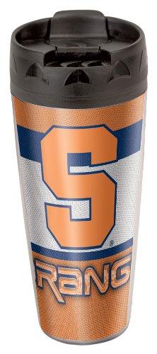 NCAA Syracuse Orangemen 16-Ounce Travel Mug