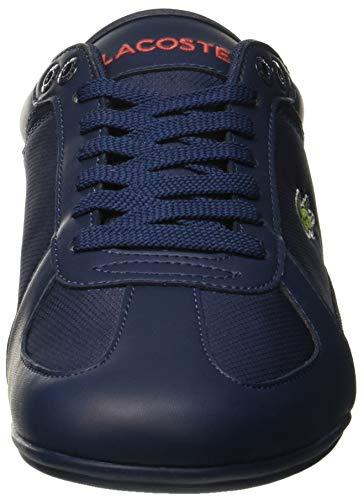 144 Sneaker Lacoste Evara red Blu Sport nvy Cma Uomo 119 1 xSvHnaAWSw