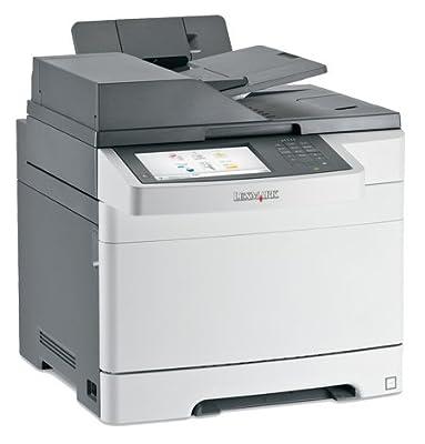 Lexmark X548DE Color Laser Multifunction, Printer, Scanner, Copier, Fax, Email