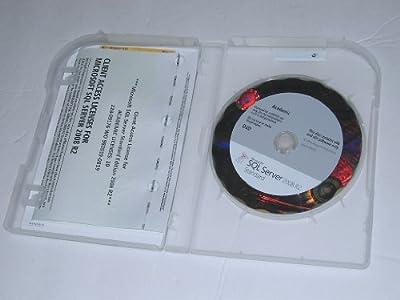 Microsoft SQL Server 2008 R2 Standard (10 Client/s)
