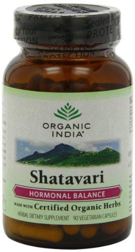 Organic India Shatavari, 90 V-Caps