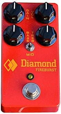 Diamond Fireburst FBR2 - Pedal de guitarra (alta gama, para ...