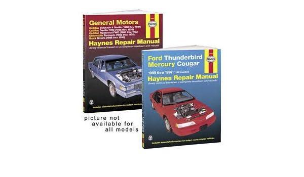 Amazon. Com: haynes publications 42014 repair manual: automotive.