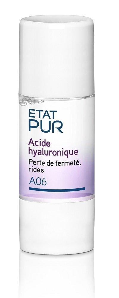 Actif Pur Acide hyaluronique pour la perte de fermeté et les rides