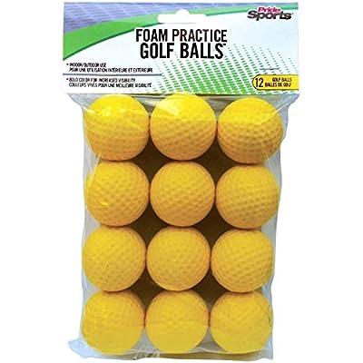 PrideSports Practice Golf Balls