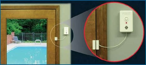 PoolGuard Pool Door Alarm - DAPT-2