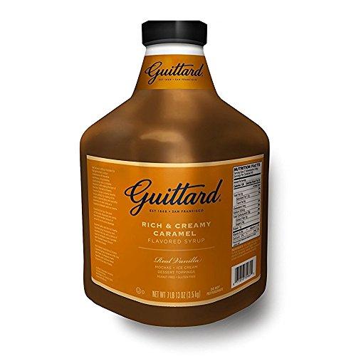 Guittard Caramel Sauce, 95 oz -