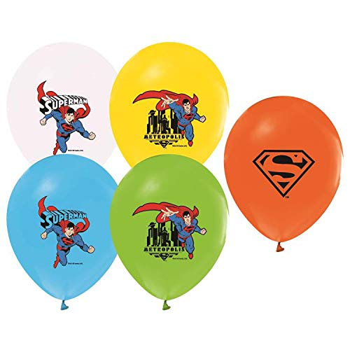 Superman Balloons 12