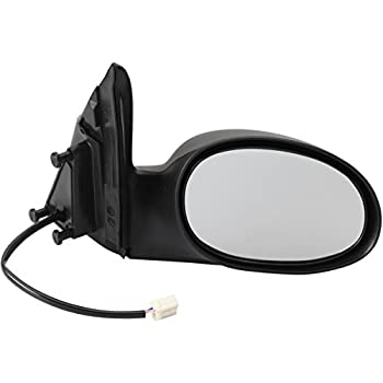 Partslink Number CH1320185 OE Replacement Chrysler Pt Cruiser Driver Side Mirror Outside Rear View