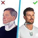 BACK Neck Brace, a revolutionary cervical collar