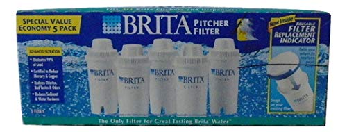 Brita OB03 Replacement Pitcher Filters (3-Pack) (Brita Ob03 Replacement Filter)