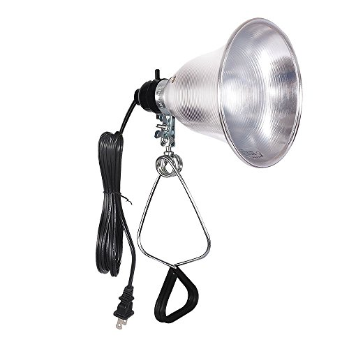 Simple Deluxe Aluminum Reflector Included
