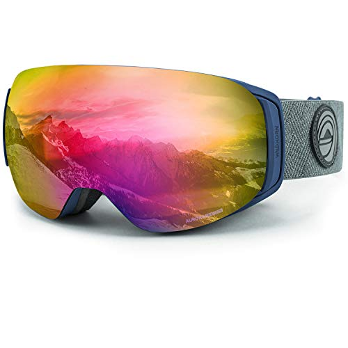 Save 50% On Wildhorn Roca Ski Goggles