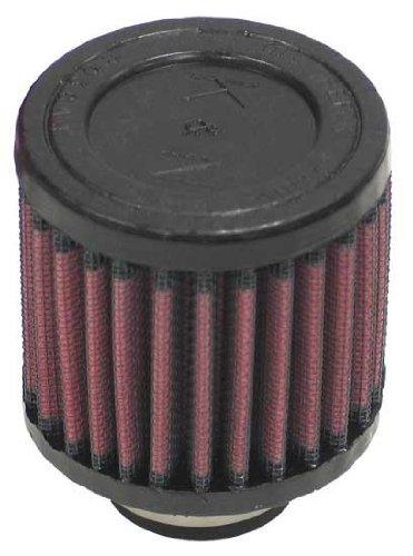 K&N Round Straight Universal Air Filter - RU-0800/Rubber