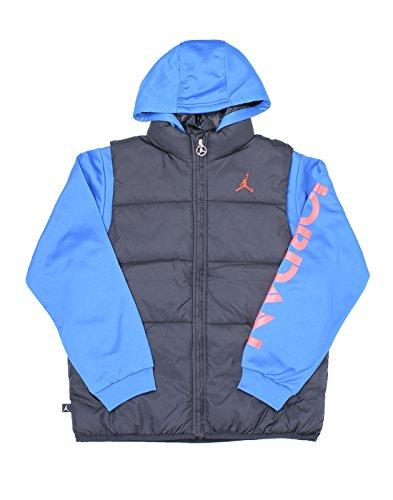 Jordan Boys' Classic 2-Fer Jacket Nike Winter Vest