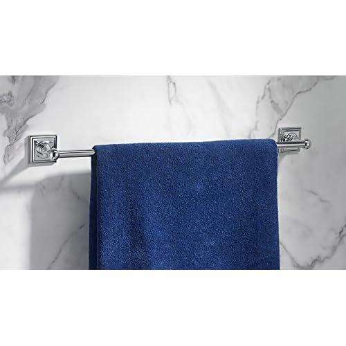 good Richelieu Hardware 14943 Bentley Collection Towel Bar, Chrome