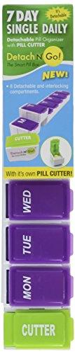 Detach Day Pill Cutter Unit