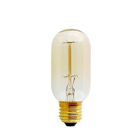 ST64 - Bombilla E27 60 W 220 V Edison, estilo vintage, estilo ...