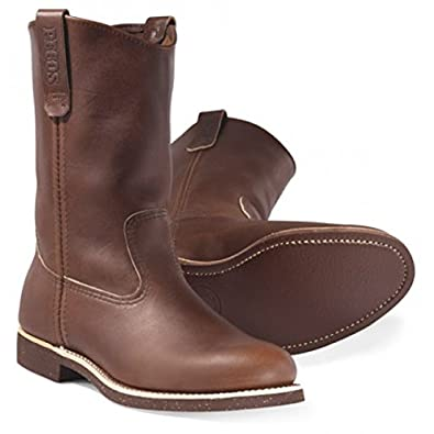 Amazon.com | Red Wing 1178 NailSeat Men's 11-inch Pull-on Work ...