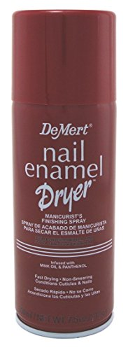 Demert Nail Enamel Dryer Spray 7.5 Ounce (221ml) (2 Pack)