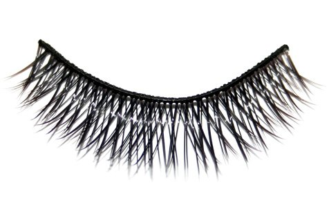 Model 21 False Eyelashes, No. 25, 10 Pairs