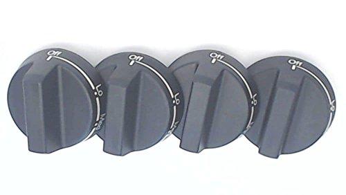 (Jenn-Air 12002703 Range Surface Burner Knob Set Genuine Original Equipment Manufacturer (OEM) part for Jenn-Air)