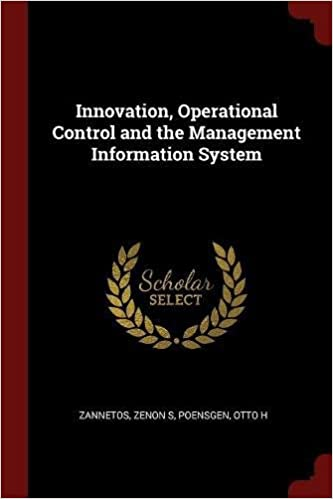 Buy Innovation, Operational Control and the Management