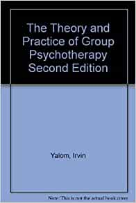Group Psychotherapy Books