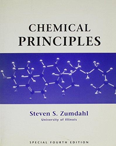Chemical Principles, 4th Edition