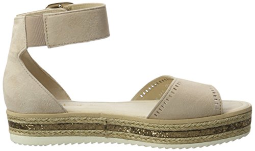outlet best websites online Gabor Women's Fashion Wedge Heels Sandals Beige (Skin 14) GDNQE8gVNF