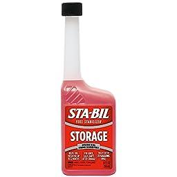STA-BIL 22206-12PK Fuel Stabilizer, (Pack of 12)