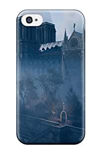 Andrew Cardin's Shop Hot 6631860K84426089 Cute Tpu Assassin's Creed: Unity Case Cover For Iphone 4/4s