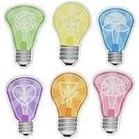 Carson Dellosa Light Bulbs Cut-Outs (120225)