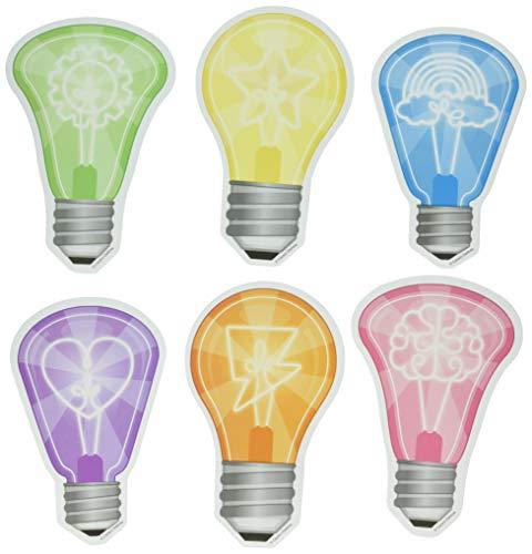 Carson Dellosa Light Bulbs Cut-Outs (120225)]()