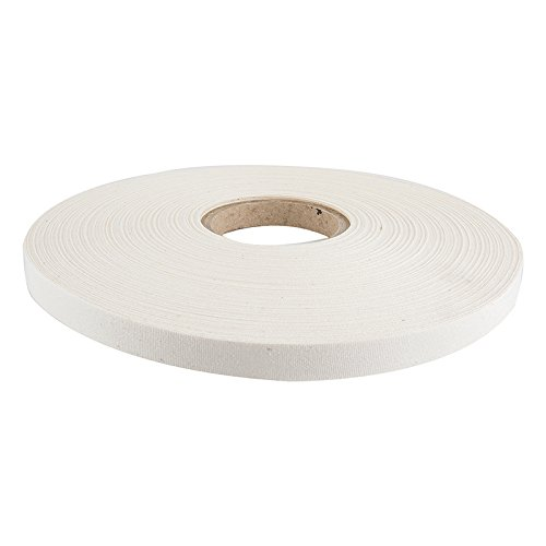 Zefal Cotton Bicycle Rim Tape - 100m Roll (17mm)