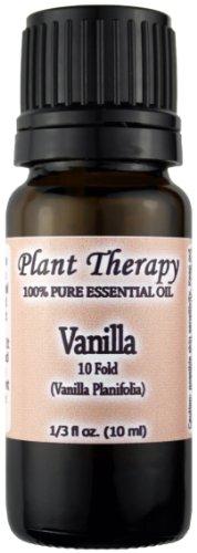Vanille Huile Essentielle. 10 ml. 100% Pure, non dilué, de grade thérapeutique.