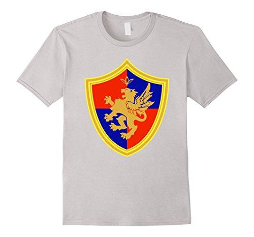 Medieval Costume Shirt Halloween Knight Armor