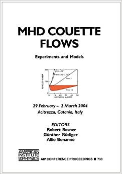 Book MHD Couette Flows: Experiments and Models (AIP Conference Proceedings / Astronomy and Astrophysics)