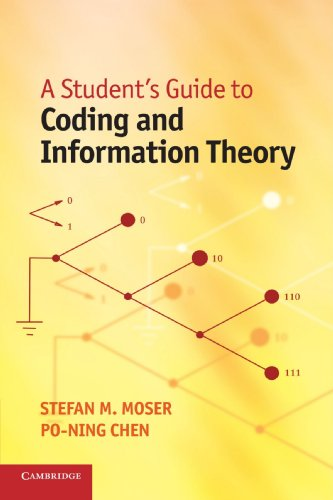 Top 8 best information theory and coding for 2020