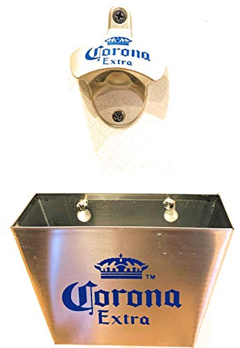Corona Bottle Opener and Catcher