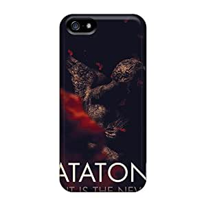 Frankqsmigh SoFuaeK8480IPyzk Protective Case For Iphone 5/5s(katatonia)