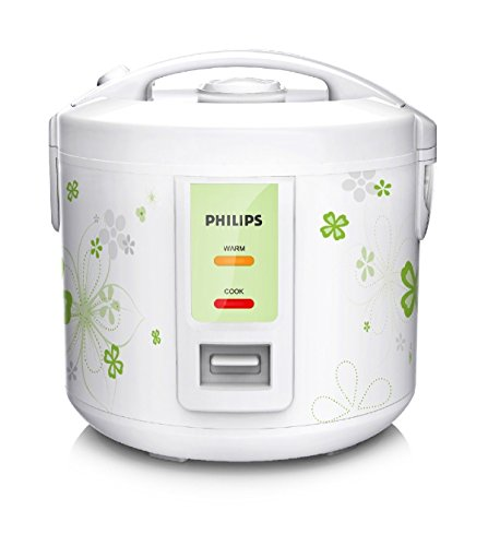 Philips Daily Collection HD3017/08 1.8-Litre 650-Watt Rice Cooker